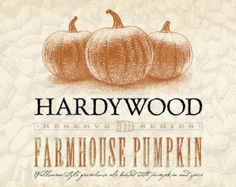 Hardywood Farmhouse Pumpkin