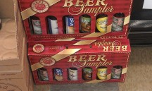 Libbie Market Ridgefield -- Craft beer sampler