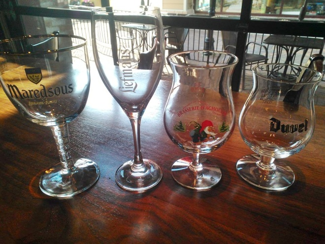 Sedona Belgian Independence Glasses4
