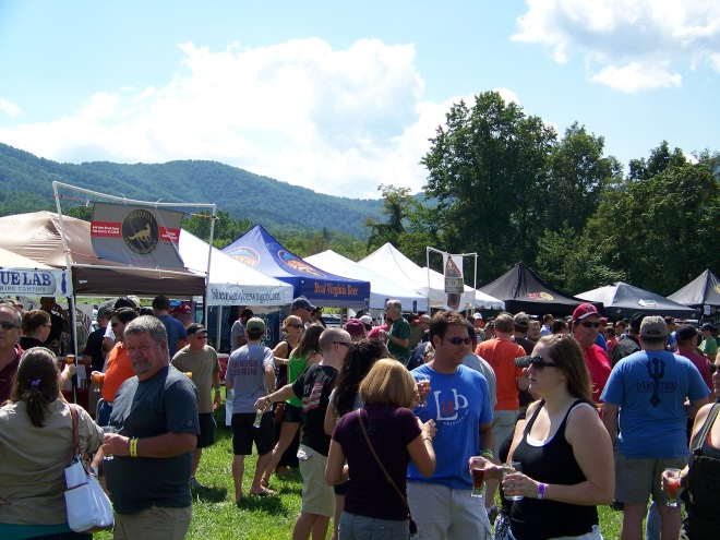 VA Craft Brewers Fest 2013