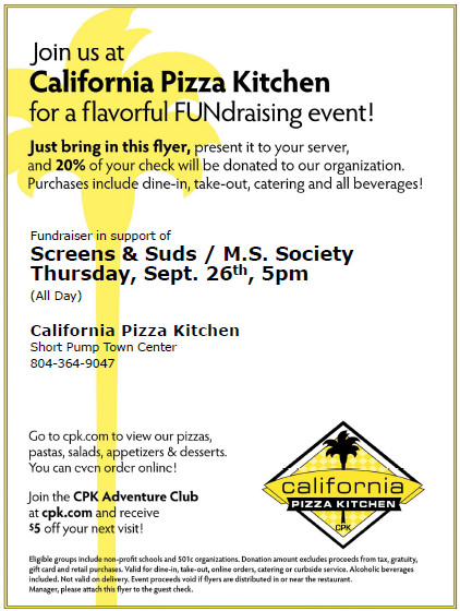 CPK Screens&Suds Flyer 092613