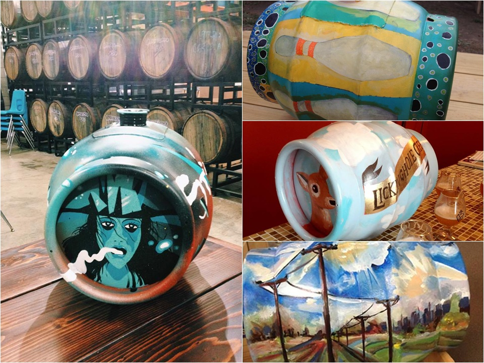 Virginia Craft Beer Invades Visual Arts Center's Craft + Design Show