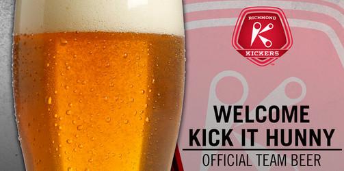 Wild Wolf RVA Kickers Beer