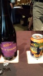 The Bruery Tart of Darkness & Terrapin Hi-5 IPA