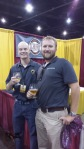 Porter Hardy (Owner Smartmouth Brewing) & Chris Brumfield (Hardywood Sales Rep)