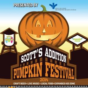 Scotts Addition Pumpkin Fest 2014