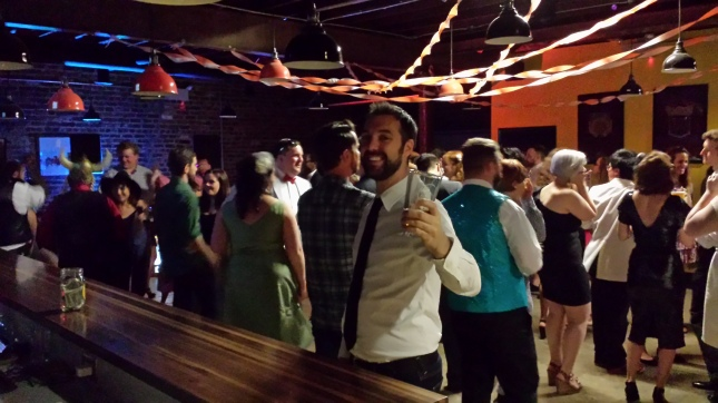 Comedy Coalition Prom at Triple Crossing