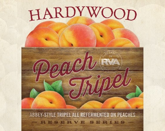 Hardywood Peach Tripel
