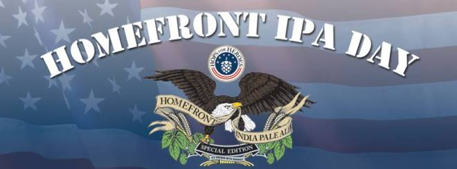 Homefront IPA Day at COTU 052315