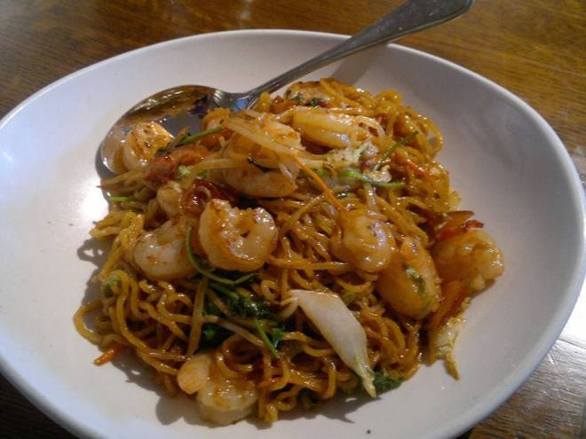 Fat Dragon Chinese Kitchen and Bar will be bringing back their Bacon & Shrimp Ramen.