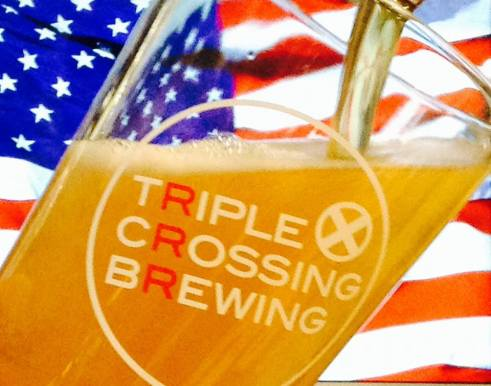 Triple Crossing July 3rd