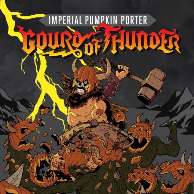 Strangeways Gourd of Thunder