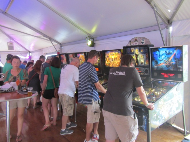 Arcade - Virginia Craft Brewers Fest 2015