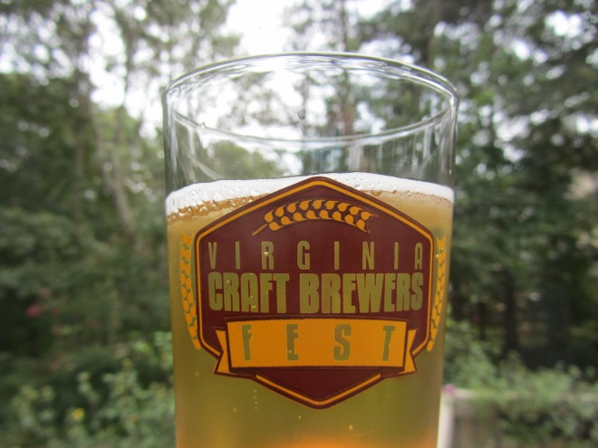 Virginia Craft Brewers Fest 2015