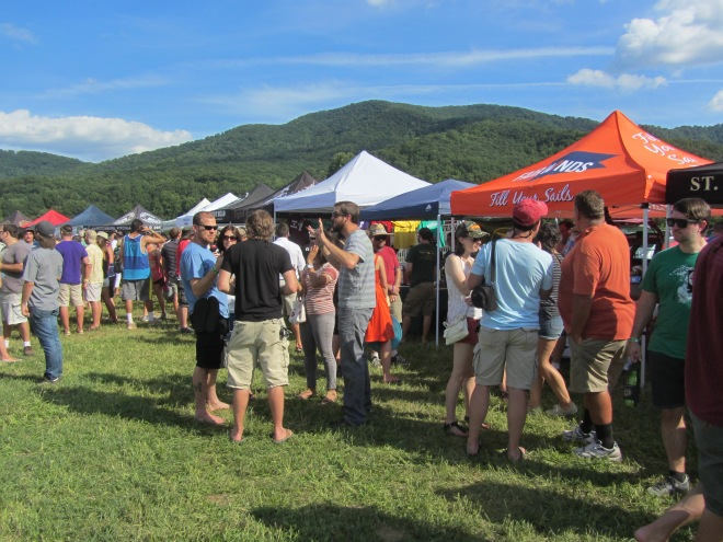 Virginia is for Craft Beer Lovers - Virginia Craft Brewers Fest 2015