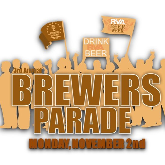 RVA Brewers Parade 110215