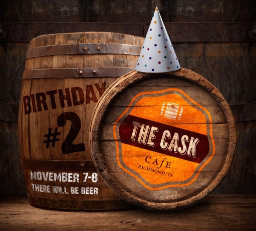 The Cask Cafe 2yr Bday