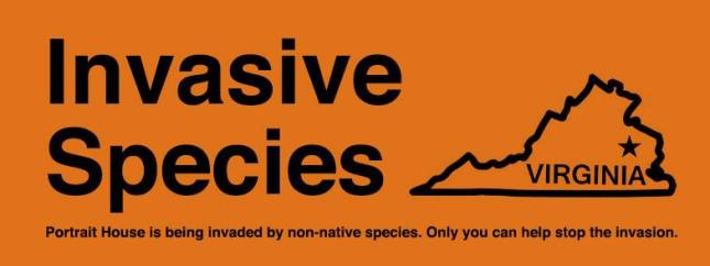 Invasive Species Portrait House 110715