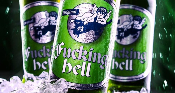 Fucking Hell beer2