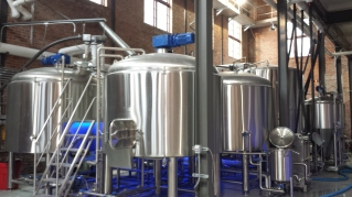 30 barrel brewhouse