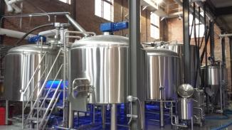 30 barrel brewhouse