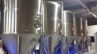 60 barrel fermenters