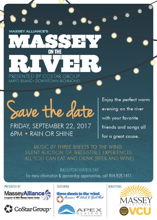 Massey On The River 2017