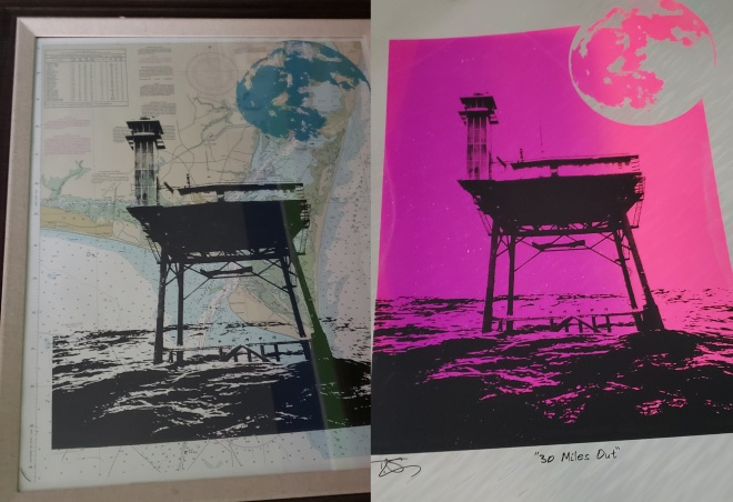 Frying Pan Tower Prints